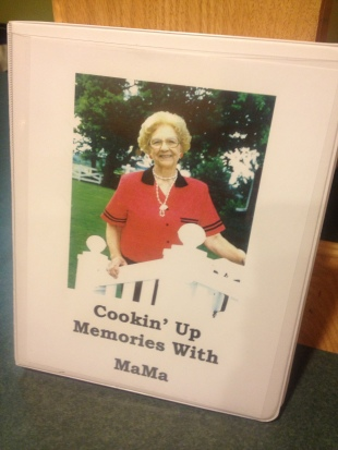 Mama cookbook