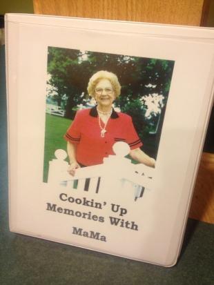 Mama cookbook